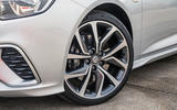 Vauxhall Insignia Sports Tourer GSI review alloy wheels