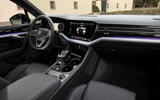 Volkswagen Touareg R road test review - cabin