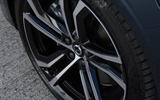 Volvo V90 T6 Recharge PHEV 2020 road test review - alloy wheels