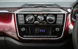 Volkswagen Up GTI 2018 review climate control