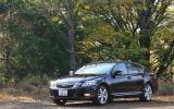 Lexus GS450h front quarter