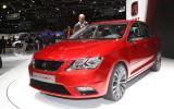 Geneva 2012: Seat Toledo concept