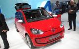 Geneva 2012: VW Up concepts