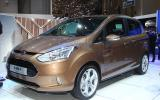 Geneva 2012: Ford B-Max