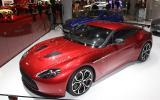 Geneva 2012: revised Aston Vantage