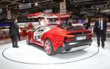 Geneva 2012: ItalDesign Brivido