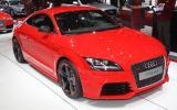 Geneva 2012: Audi TT RS plus