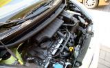 1.0-litre Kia Picanto engine