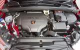 2.0-litre Citroën DS4 diesel engine