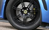 Lotus Exige S alloy wheels