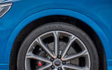 Audi RS Q3 Sportback 2020 road test review - alloy wheels