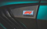 7 Aston Martin Vantage F1 2021 RT side badge