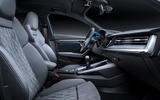 Audi A3 Sportback 2020 road test review - cabin