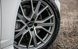 Audi A6 Avant 2018 road test review - alloy wheels