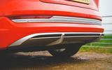 7 Audi E Tron S 2021 RT rear diffuser