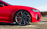 Audi RS7 Sportback 2020 road test review - alloy wheels
