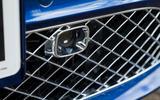 Bentley Continental GT 2018 Autocar road test review parking camera