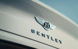 Bentley Continental GTC 2019 first drive review - rear badge
