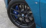 BMW 2 Series Gran Coupe 2020 road test review - alloy wheels