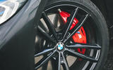 7 BMW 4 Series M440i road test review 2021 brake discs