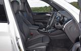 7 BMW iX3 2021 FD FrontInterior