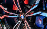 BMW X4 M Competition 2019 road test review - brake calieprs