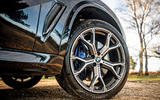 BMW X5 2018 road test review - alloy wheels