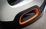 Citroen Berlingo 2018 road test review - colour accents