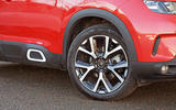 Citroen C5 Aircross 2019 road test review - alloy wheels