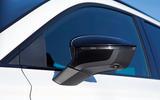 Cupra Ateca 2019 road test review - wing mirrors