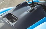 Dallara Stradale 2019 road test review - butresses