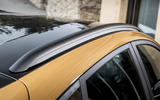 Ford Fiesta Active 2018 road test review roof bars