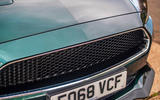 Ford Mustang Bullitt 2018 road test review - front grille