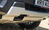 Ford Ranger Raptor 2019 road test review - tow bracket