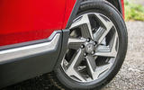 Honda CR-V 2018 road test review - alloy wheels