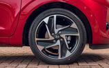Hyundai i10 2020 road test review - alloy wheels