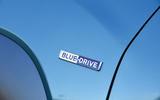 Hyundai Kona Electric 2018 road test review - BlueDrive badge
