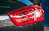 Kia e-Niro 2019 road test review - rear lights