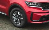 7 Kia Sorento 2021 road test review alloy wheels