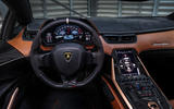 7 lamborghini sian 2021 uk first drive review dashboard