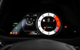 Lexus UX 2019 road test review - instruments sport mode