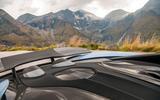 McLaren 600LT 2018 review - rear wing