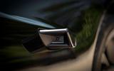 McLaren Speedtail 2020 UK first drive review - wing mirror cameras