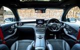 Mercedes-AMG GLC 43 road test review - dashboard
