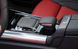 Mercedes-Benz B-Class review - centre console
