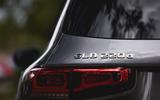 Mercedes-Benz GLB 2020 road test review - rear lights