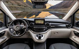 Mercedes-Benz Marco Polo 2019 road test review - dashboard