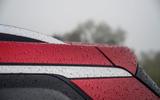 MG 5 SW EV 2020 Road test review - roof rails
