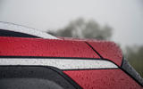 MG 5 SW EV 2020 Road test review - roof rails