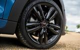 7 Mini Convertible 2021 RT alloy wheels